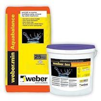 Mineral Dış Cephe Kaplaması/Weber Aquabalance Mineral Sistem