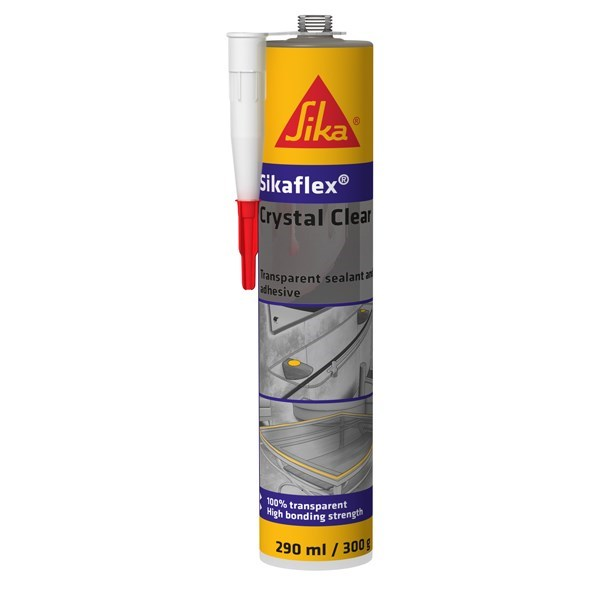Joint Sealant/Sikaflex® Crystal Clear