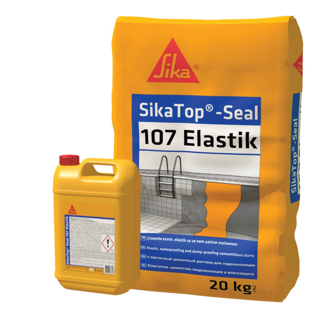 Waterproofing/SikaTop® - Seal 107