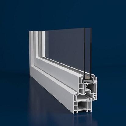 PVC Kapı ve Pencere Sistemi/Everest Max