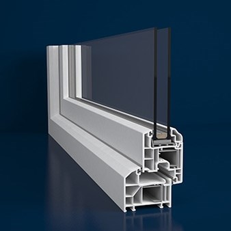 PVC Kapı ve Pencere Sistemi/Fusion