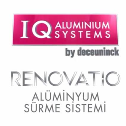 Renovatio Alüminyum Sürme Sistemi