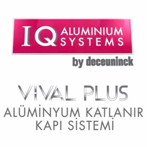 Vival Plus Katlanır Kapı Sistemleri