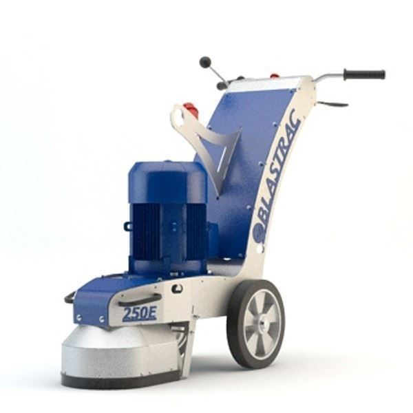 Tek Kafalı Silim Makinesi/Blastrac BG-250