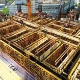 PANEMAX Steel-Framed Crane-Carried Panel Formwork - 4