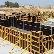 PANEX Çelik Çerçeveli Elle Taşınan Panel Kalıp