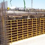 PANEX Steel Framed Handheld Panel Formwork - 1