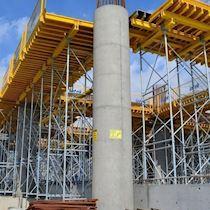 HD150 Load Bearing Scaffolding System
