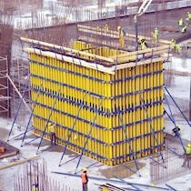 INTEVA Wide Surface Wall Column Formwork