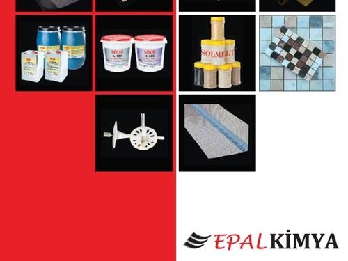 Epal Kimya Ürün Kataloğu