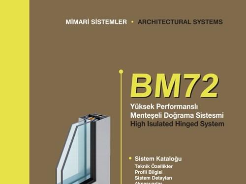 BM 72 Ürün Broşürü