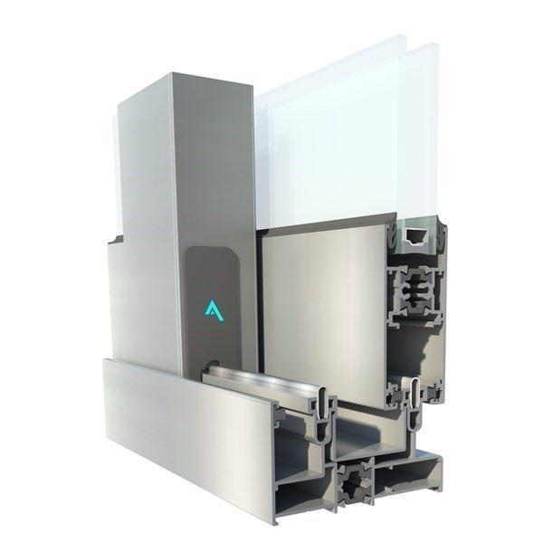 Klasik Yalıtımlı Sürme Sistem/Aluminance S32 Plus