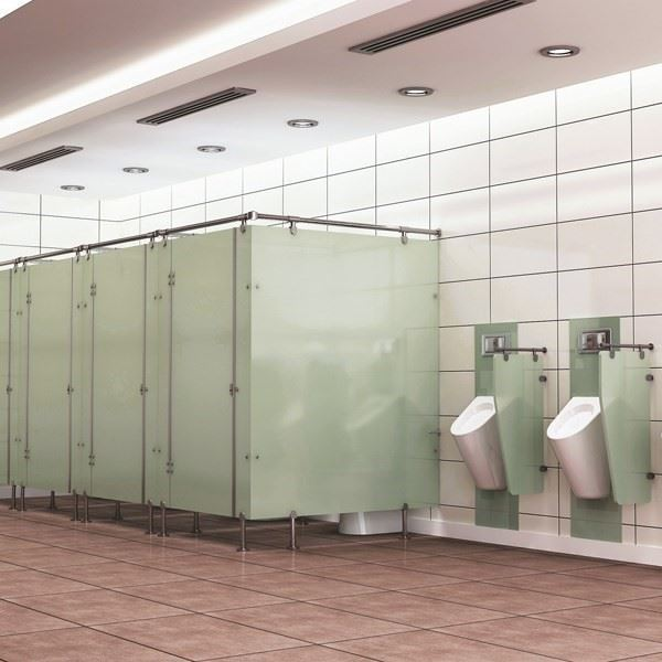 Hardware For Toilet Cubicles and Partitions For Glass