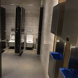 Hardware For Toilet Cubicles and Partitions For Glass - 6