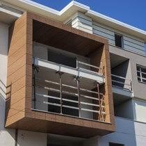 Exterior Grade Compact Laminates