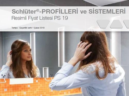 Schlüter® Profilleri ve Sistemleri