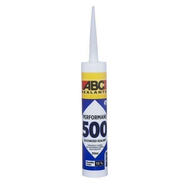 Silikonize Mastik/ABC 500 Performans