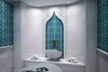 Turkish Bath Design, Project, Manufacture and Equipments - 1