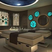Masaj Odası Tasarım, Proje, Uygulama ve Donanımları