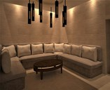 Relaxation Room Design, Project, Application and Equipment - 0