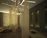 Relaxation Room Design, Project, Application and Equipment - 1