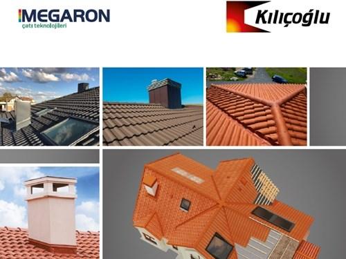 Megaron Çatı Sistemleri Kataloğu