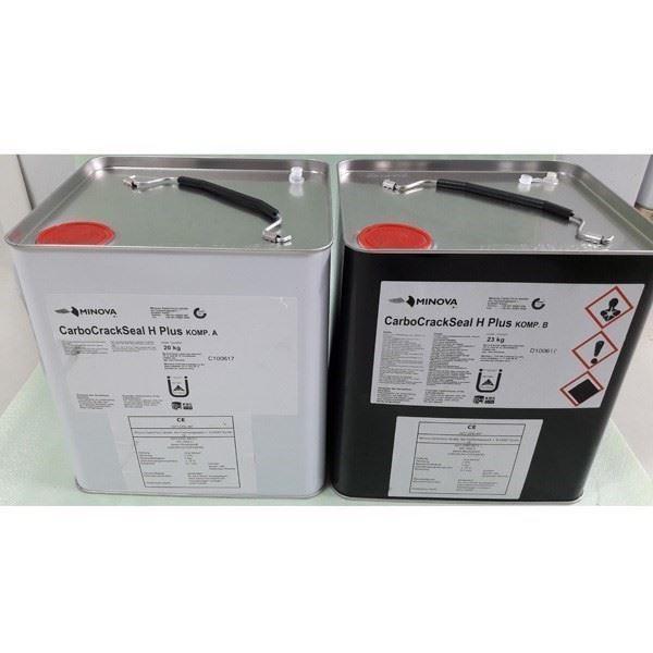 Dolgu ve Enjeksiyon Reçinesi/CarboCrackSeal H Plus