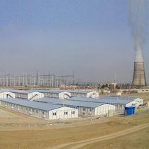Prefabrik Şantiye Yapıları