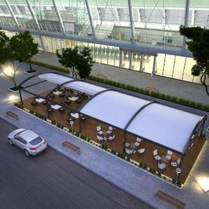 Mimari Açılır Kapanır Pergola ve Tavan Sistemleri