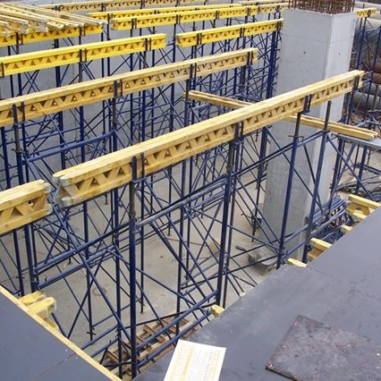 Table Type Heavy Load Scaffolding System - 0