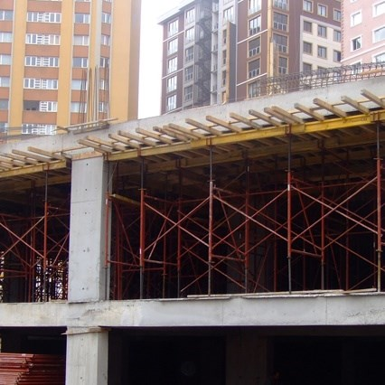 Table Type Heavy Load Scaffolding System - 2