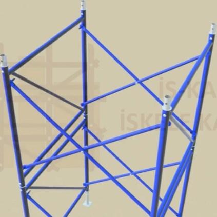 İs-Ka Table Type Tower Scaffolding