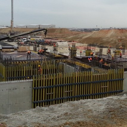 Industrial Wall and Column Formwork - 2