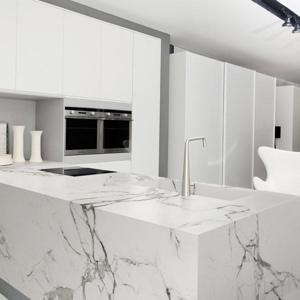 Quartz Based Composite Kitchen Countertops