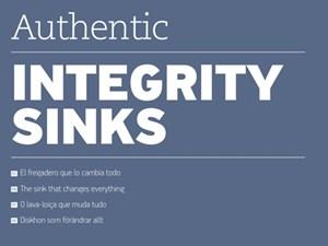 Integrity Eviye/Lavabolar