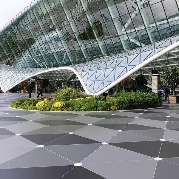 Quartz Based Composite Stone Floor Covering - 0