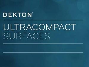 Dekton Ultrakompakt Yüzeyler