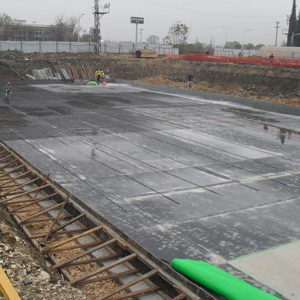 Sodium Bentonite Waterproofing/EUROBENT 5000 CS 02 P - 1