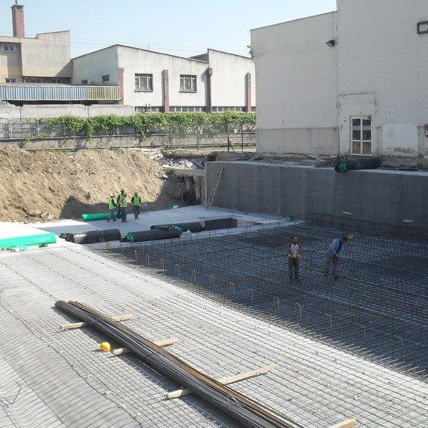 Sodium Bentonite Waterproofing/EUROBENT 5000 CS 02 P - 2