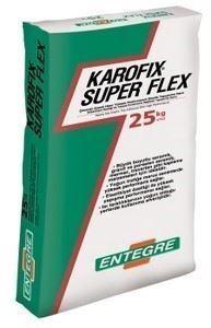 Çimento Esaslı Yapıştırma Harcı/Karofix Süper Flex