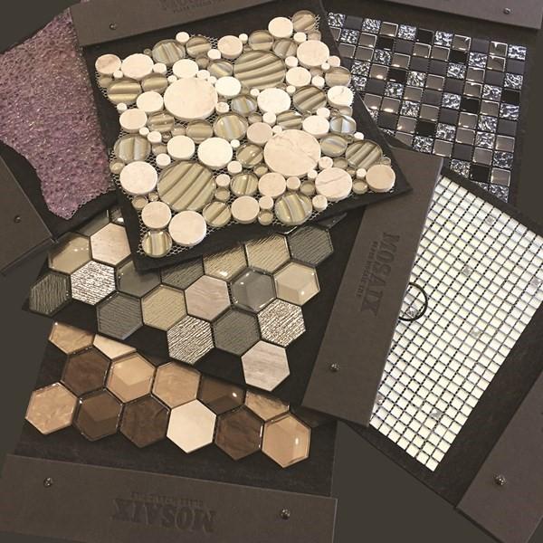 Cam Mozaik & Kristal Mozaik