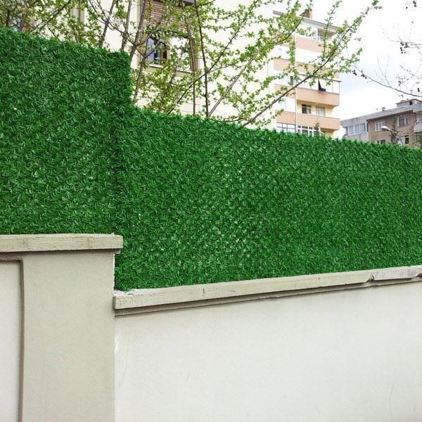 Çim Kaplı Tel/Dekoraçim