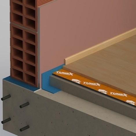Impact Sound Insulation Membrane / Underlayment - 3