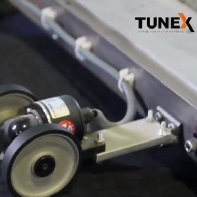 Tunex Impact Sound Insulation Membrane Trailer
