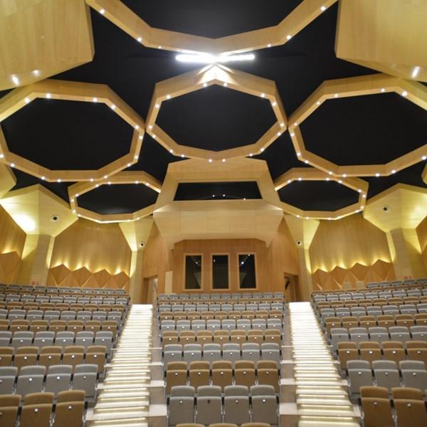 Akustik Panel İç Mimari ve Projelendirme