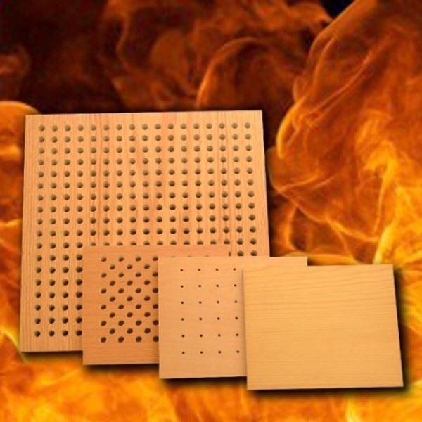 Yangına Dayanıklı Akustik Panel