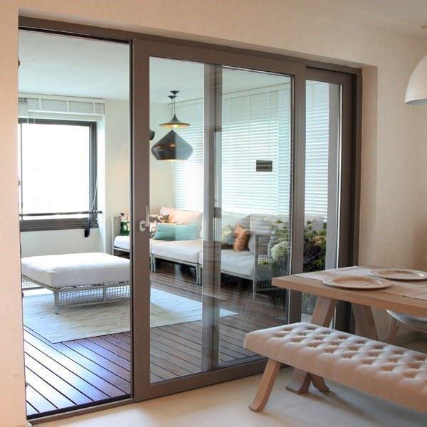 PVC Pencere ve Kapı Sistemi/Dynamic Sürme Sistemi