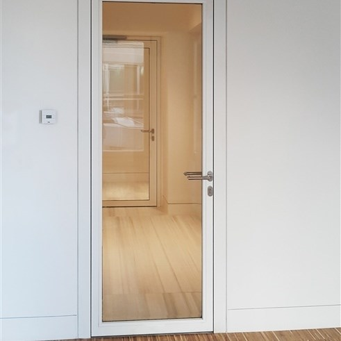Fire Rated Glazed Doors and Partition Walls - 3