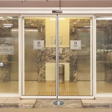 Fire Rated Glazed Doors and Partition Walls - 4