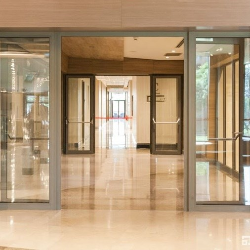 Fire Rated Glazed Doors and Partition Walls - 6